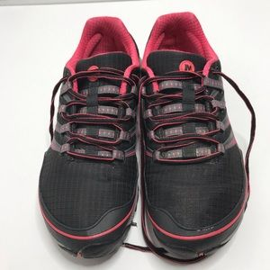 Merrell All Out Rush Unifly Trail Running Shoes.